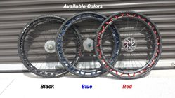 Available-Rubber-Black-Blue-Red